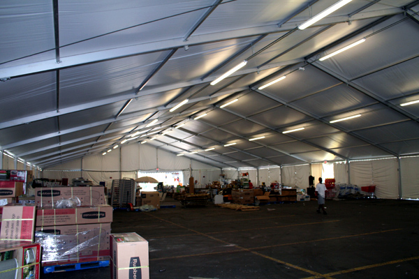Warehouse Tents South africa