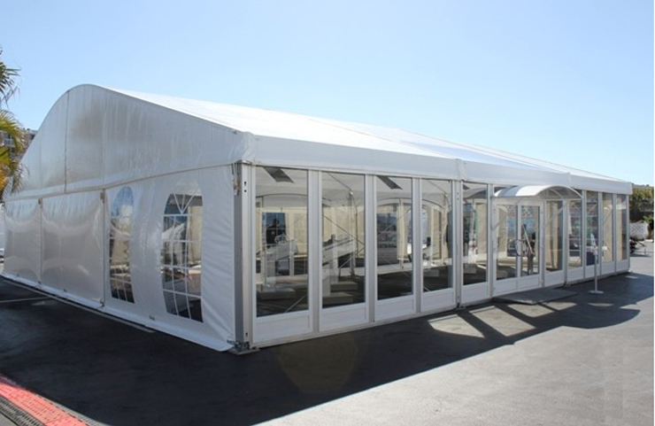 Curve Frame Tents for Sale