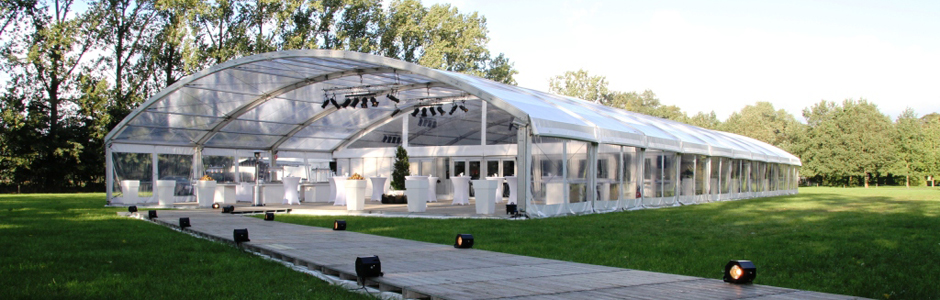 Curve Frame Tents for Sale in Durban