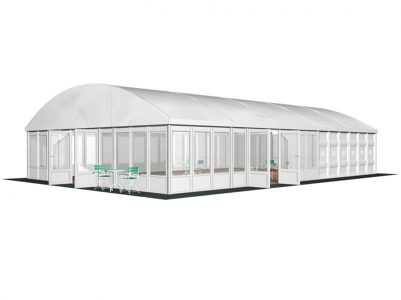 Curve Frame Tents Manufacturers