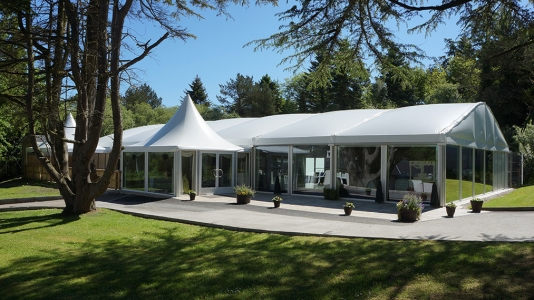 Curve Frame Tents South Africa
