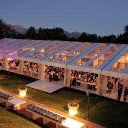 Aluminium Tents For Storage & Warehouse
